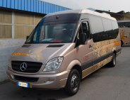Mercedes Newcar Supersprinter