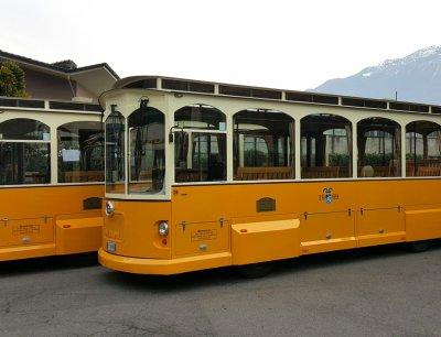 Tram per eventi